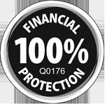 financial security logo - Travel Trust