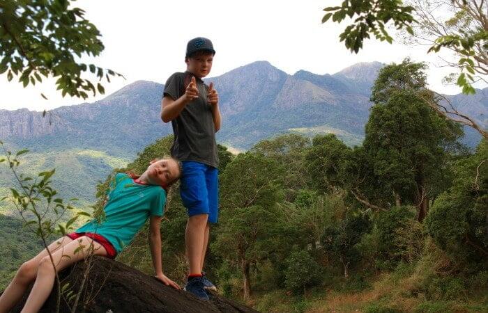 Sri Lanka Family Holiday - the Hill Country