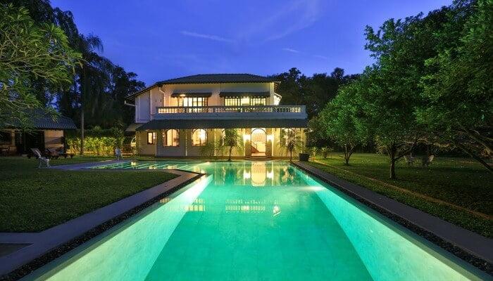 Where to stay in Sri Lanka - Horathapola Estate