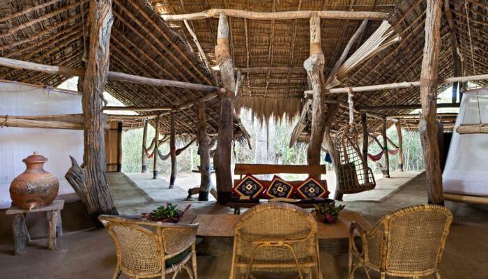 Where to stay in Sri Lanka - Mudhouse