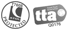 ATOL and TTA logos - financial protection