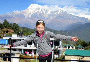 Nepal itineraries