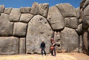 Peru highlights family itinerary photo - Inca ruins