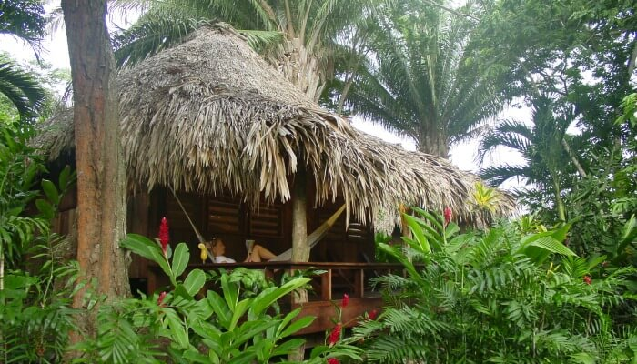 Lamanai Outpost Lodge - Where to stay in Belize