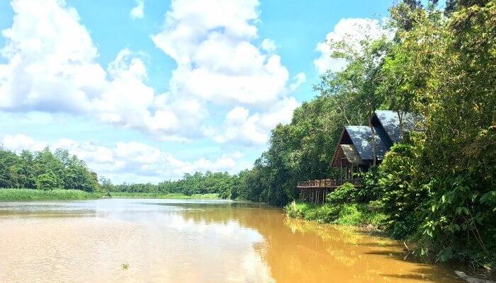 Borneo Natural Sukao Bilit Lodge - Where to stay in Borneo