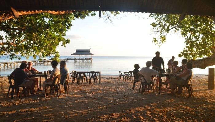 SDC Lodge, Pulao Tiga - Where to stay in Borneo