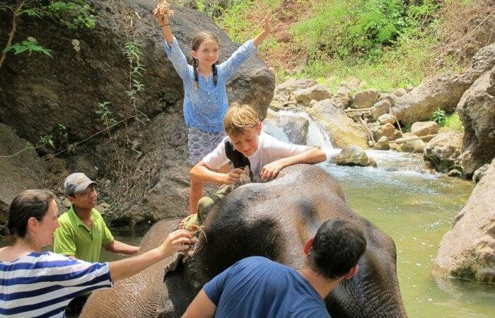 Burma overview page elephant sanctuary IMG_5631