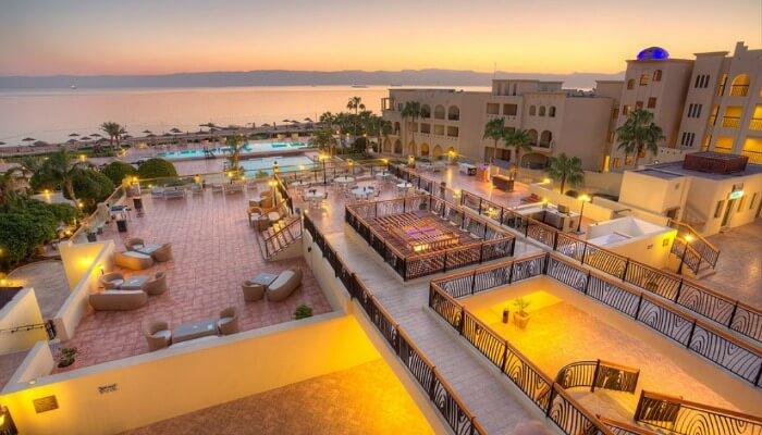 Where to stay in Jordan -Raddisson Blu Tala Bay