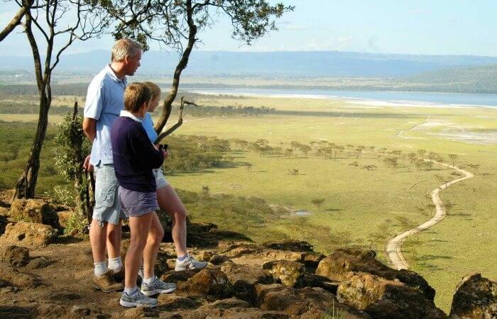 Rift Valley - Kenya family safari