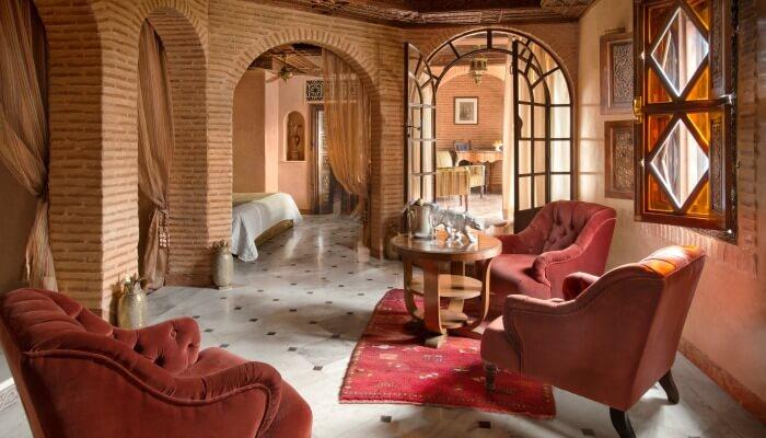 La Sultana - Where to stay in Morocco