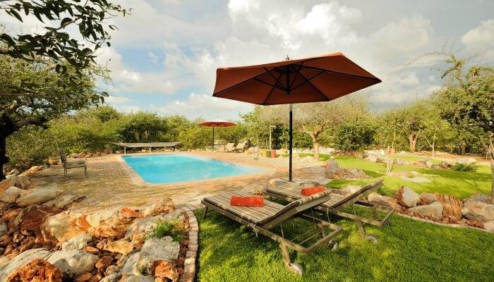 Where to stay in Namibia -Etosha Village
