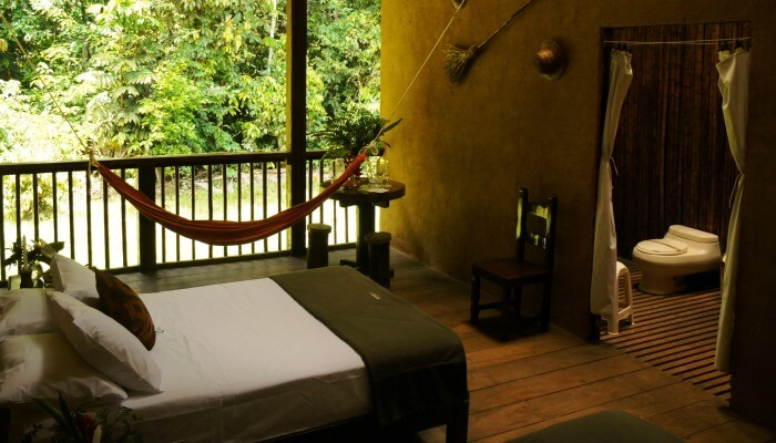 Where to stay in Peru -Posada Amazonas