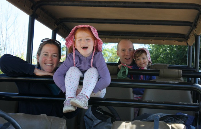 South Africa family holidays - safari in the Eastern Cape