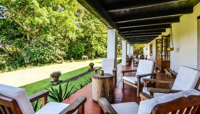 Ngare Sero Mountain Lodge - Where to stay in Tanzania
