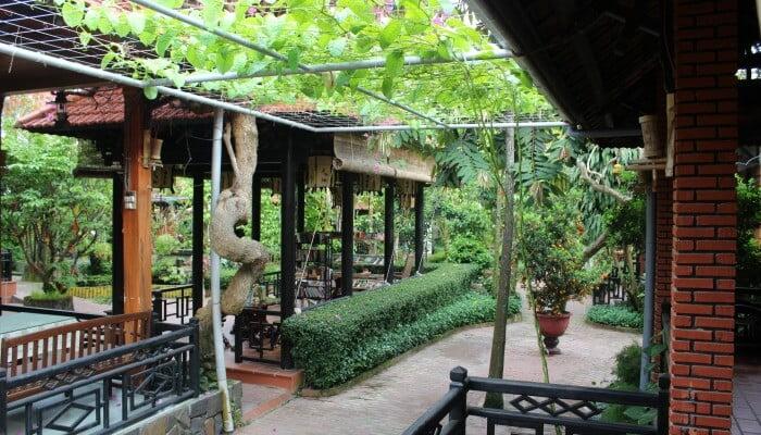 Where to stay in Vietnam -Betel Garden Homestay
