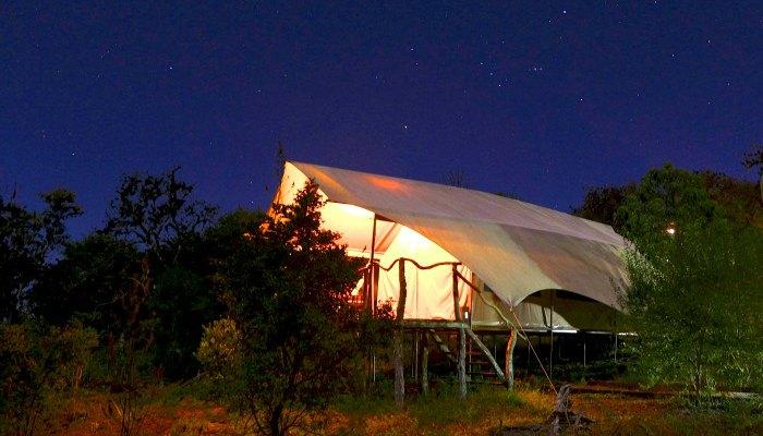 Where to stay in Ecuador & Galapagos - safari camp