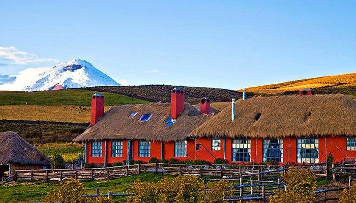 Where to stay in Ecuador & Galapagos Hacienda Porvenir