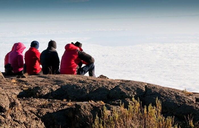 Mt Kilimanjaro - family trekking holidays - family treks