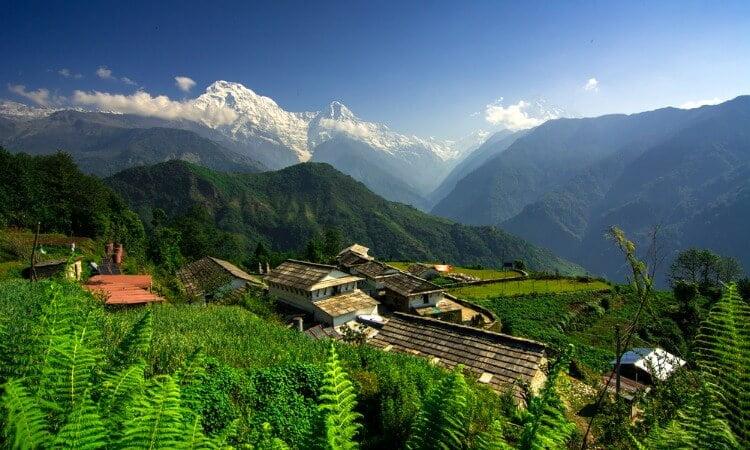 Annapurna family trekking holidays