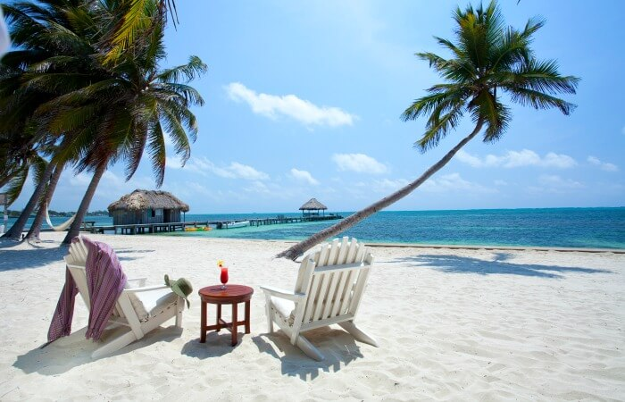 2017 family holidays - Ambergris Caye Victoria House Beach