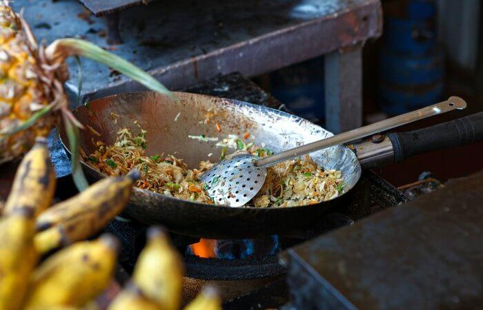 Street food - Sri Lanka with kids holidays