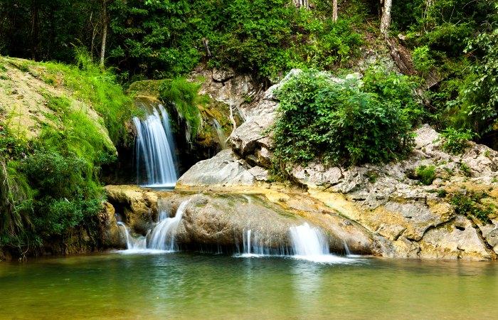 Vinales waterfall - Pinar del Rio