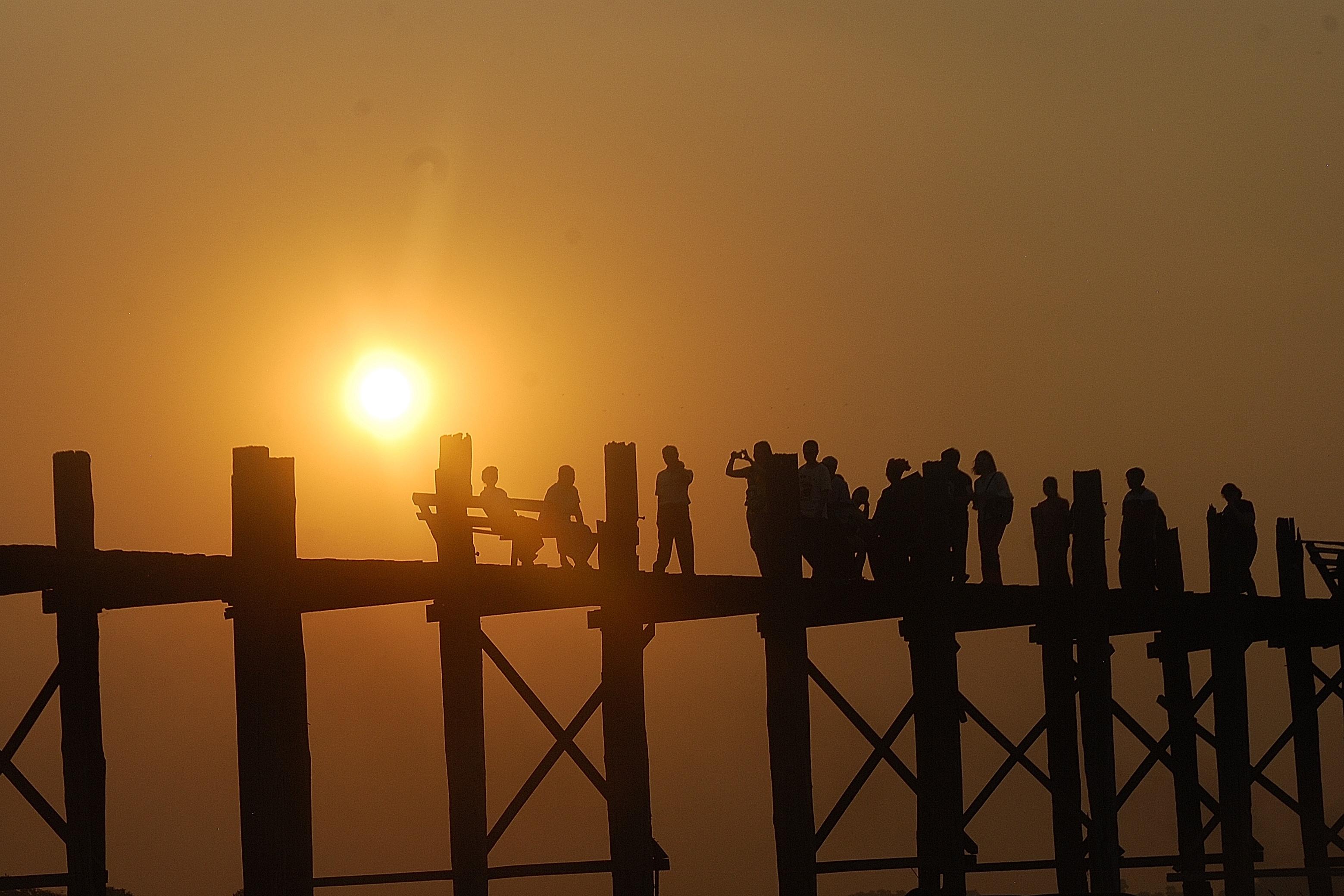 U-Bein Bridge - Young Photographer Awards