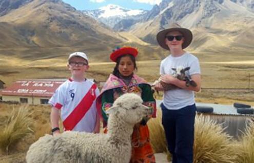 Best for School Holidays calendar - Peru