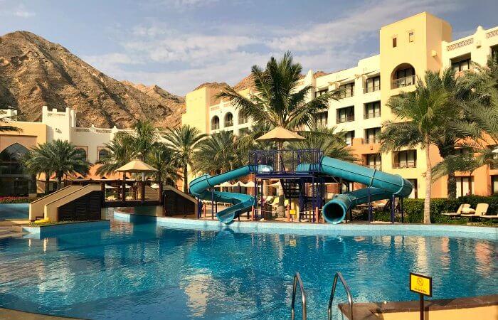 Shangri-la Hotel, Oman