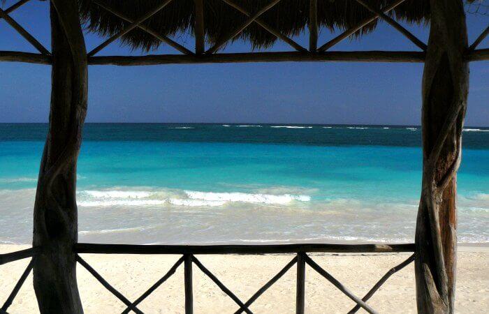 Mexico's Yucatan beach - Mexico customer review
