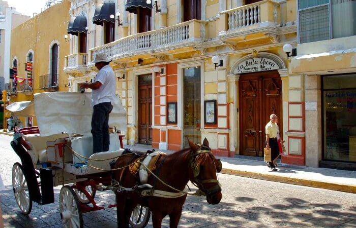 Mexico itineraries - Merida