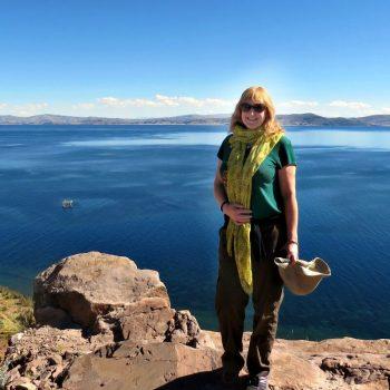 Touring Peru - Lake Titicaca
