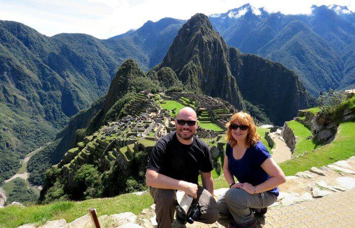 Machu Picchu - Touring Peru with Stubborn Mule Travel