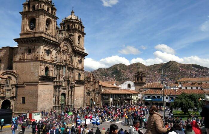 Cusco - Touring Peru itinerary
