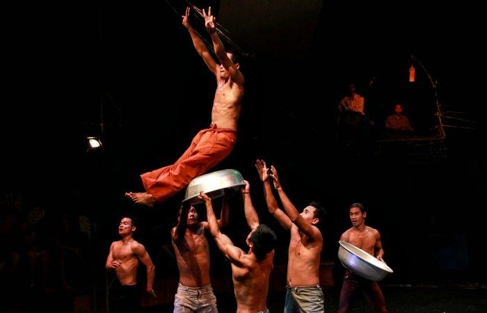 Cambodian Circus, Phare Ponleu Selpak