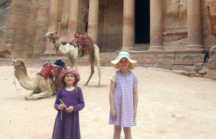 Petra - Places to visit in Jordan