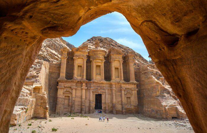 Petra - Jordan with kids itinerary