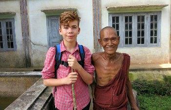 School holidays - Calendar - Myanmar - Burma