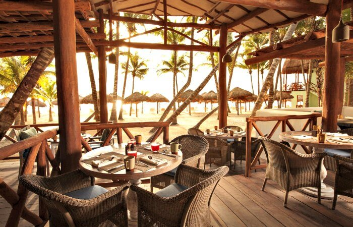 Mahekal Beach Resort - where to stay in Mexico - interior view showing spacious design