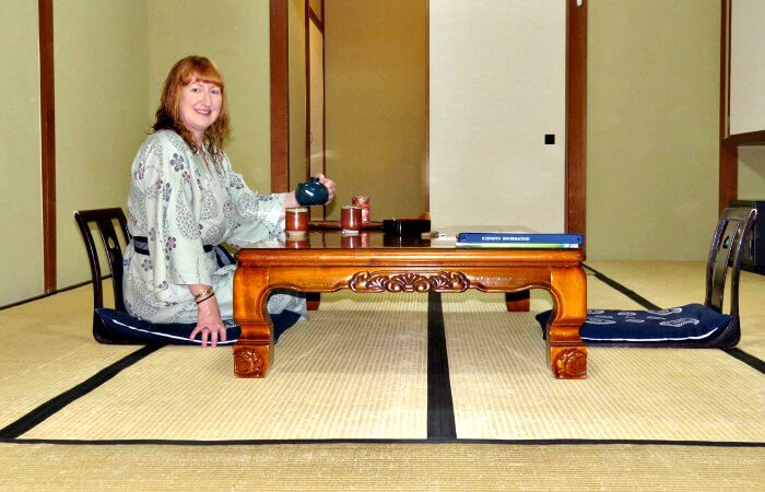 Stubborn Mule consultant tries out a night in a Japanese ryokan