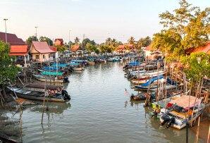 Fishing village Malacca - Mainland Malaysia family itinerary