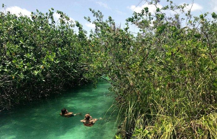 Sian Kaan Lagoon