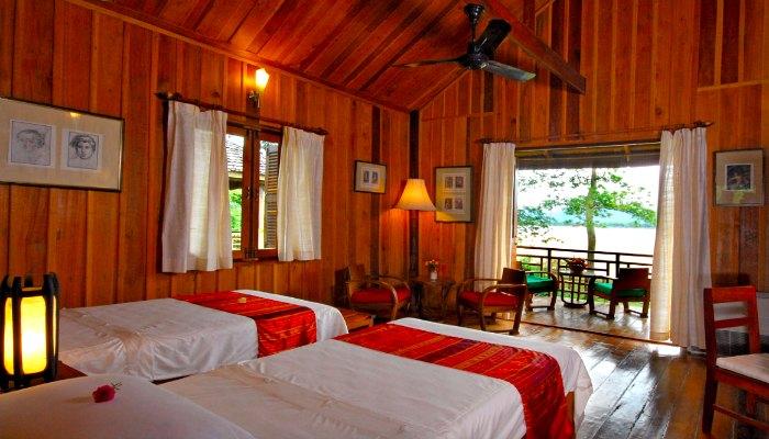 La Folie - bedroom - Laos
