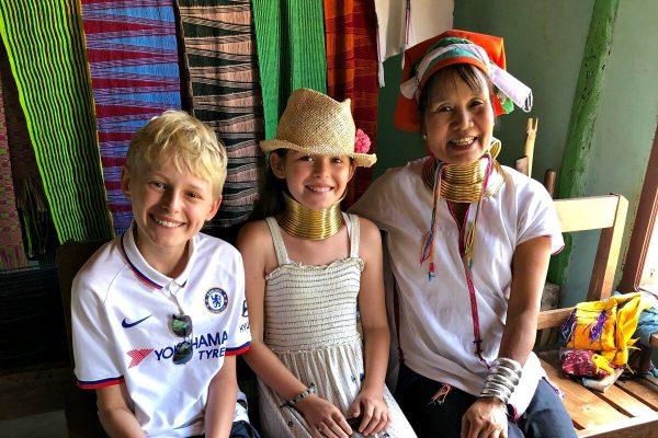 School holidays calendar - kids in Burma