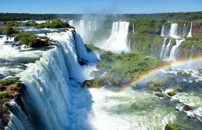 Iguazu Falls - Argentina family holidays