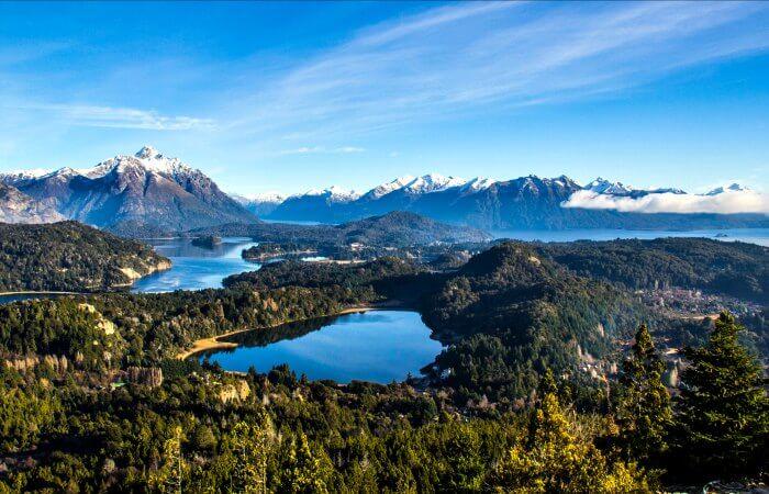 Lake Nahuel Huapi - Bariloche