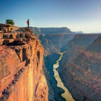 Grand Canyon, USA, Food for the Soul blog post masthead