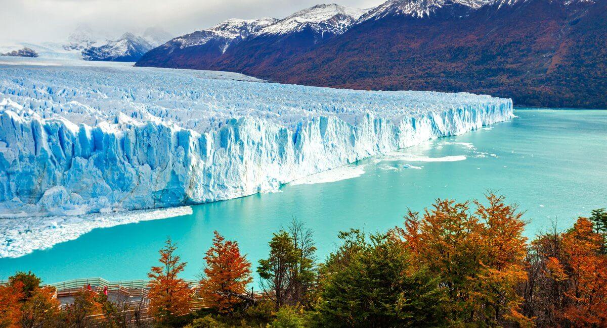 Perito Moreno Glacier in Argentina - photos for the soul