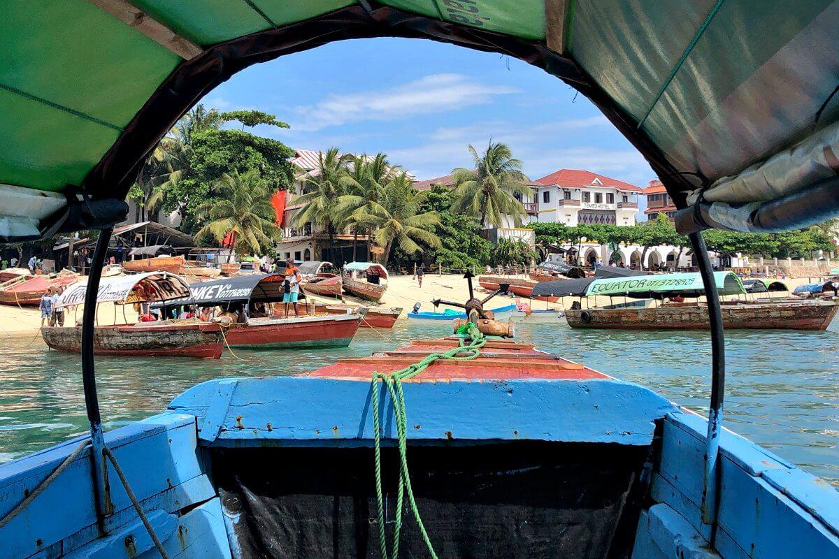 Stone Town - Zanzibar with kids trip