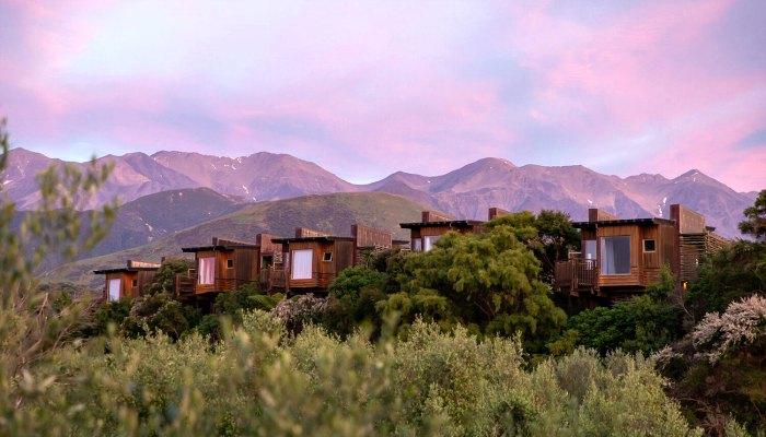 Where to stay in New Zealand - Hapuku Lodge